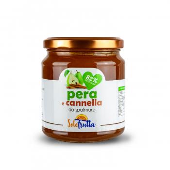 Confettura extra di pere e cannella