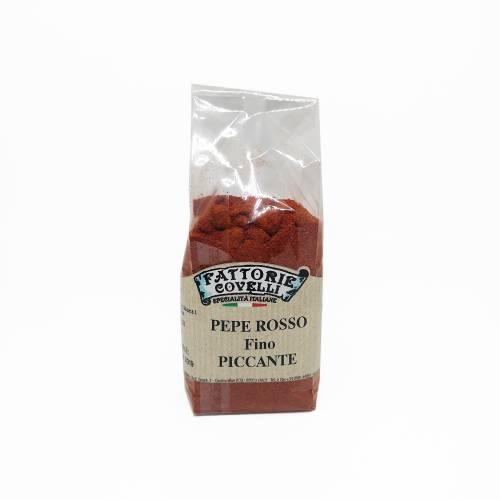 Pepe rosso piccante – macinato fino